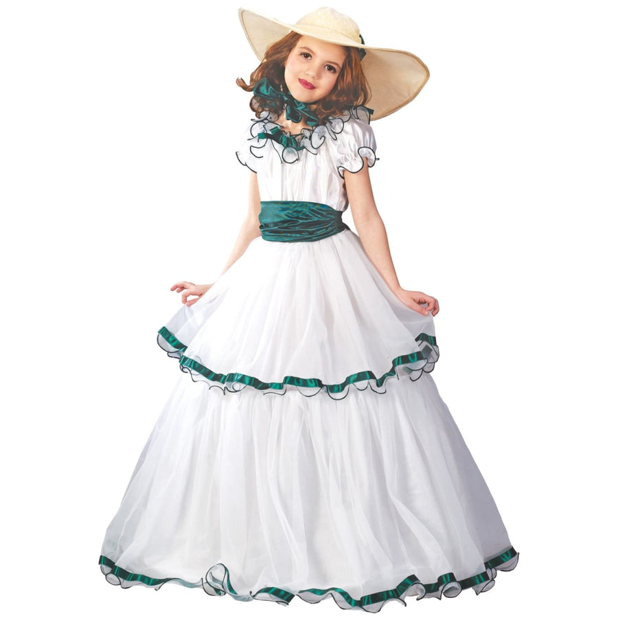 Southern Belle Child Sm - Girls Costumes girls Halloween costume Halloween