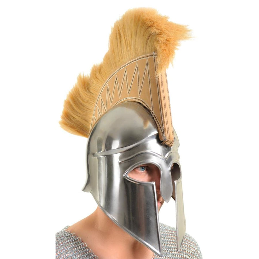 Spartan Adult Armor Helmet - 300 Costume Greek & Roman Costume Halloween