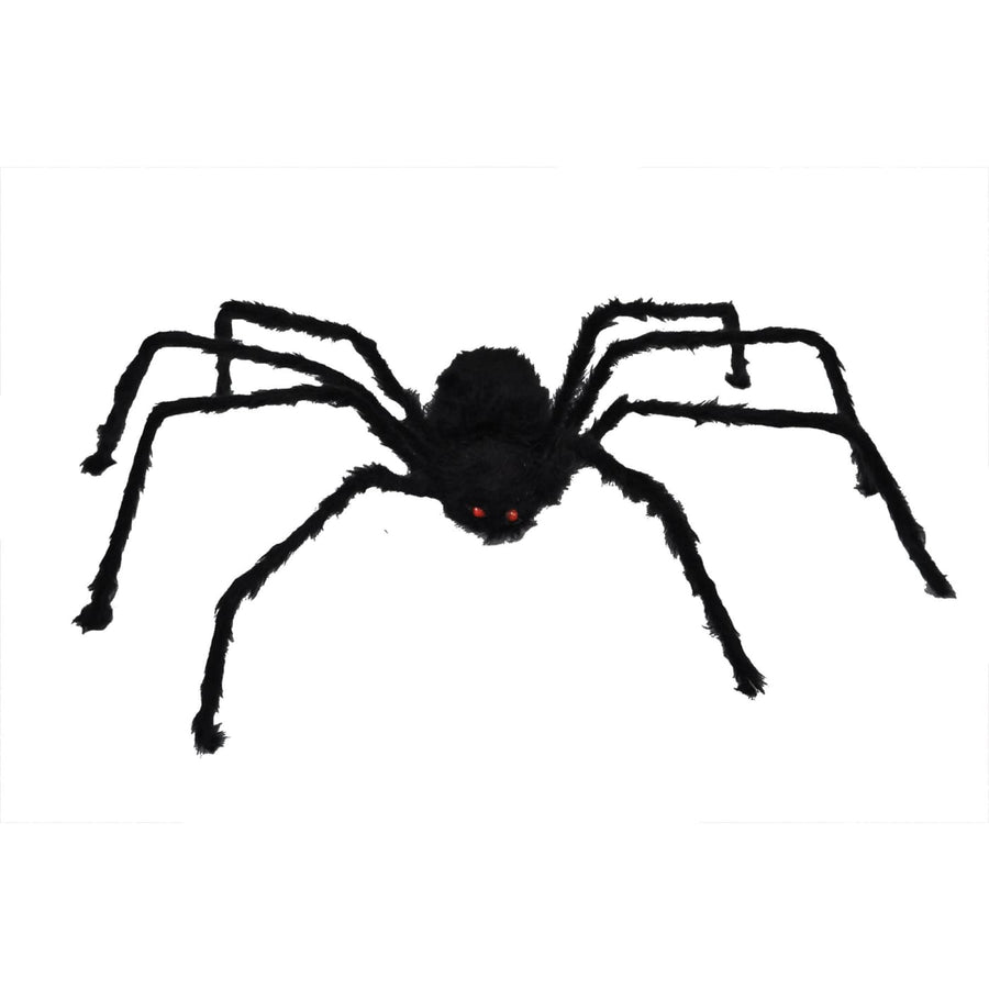 Spider 57In Hairy Posable - Decorations & Props Halloween costumes haunted house