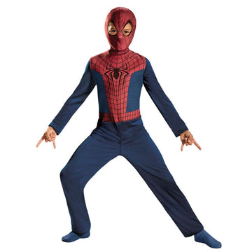 Spiderman 2 Avengers Boys Costume Small 4-6 - Boys Costume boys Halloween