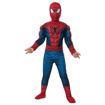 Spiderman 2 Boys Costume Large - Boys Costume boys Halloween costume Halloween