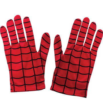 Spiderman Child Costume Gloves - Glasses Gloves & Neckwear Halloween costumes