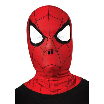 Spiderman Fabric Mask Child - Costume Masks Halloween Mask rubber Mask scary