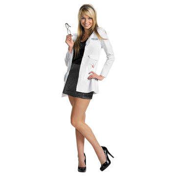 Spiderman Gwen Deluxe Adult Costume 12-14 - adult halloween costumes Convict &