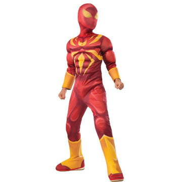 Spiderman Iron Spider Boys Costume Large - Boys Costume boys Halloween costume