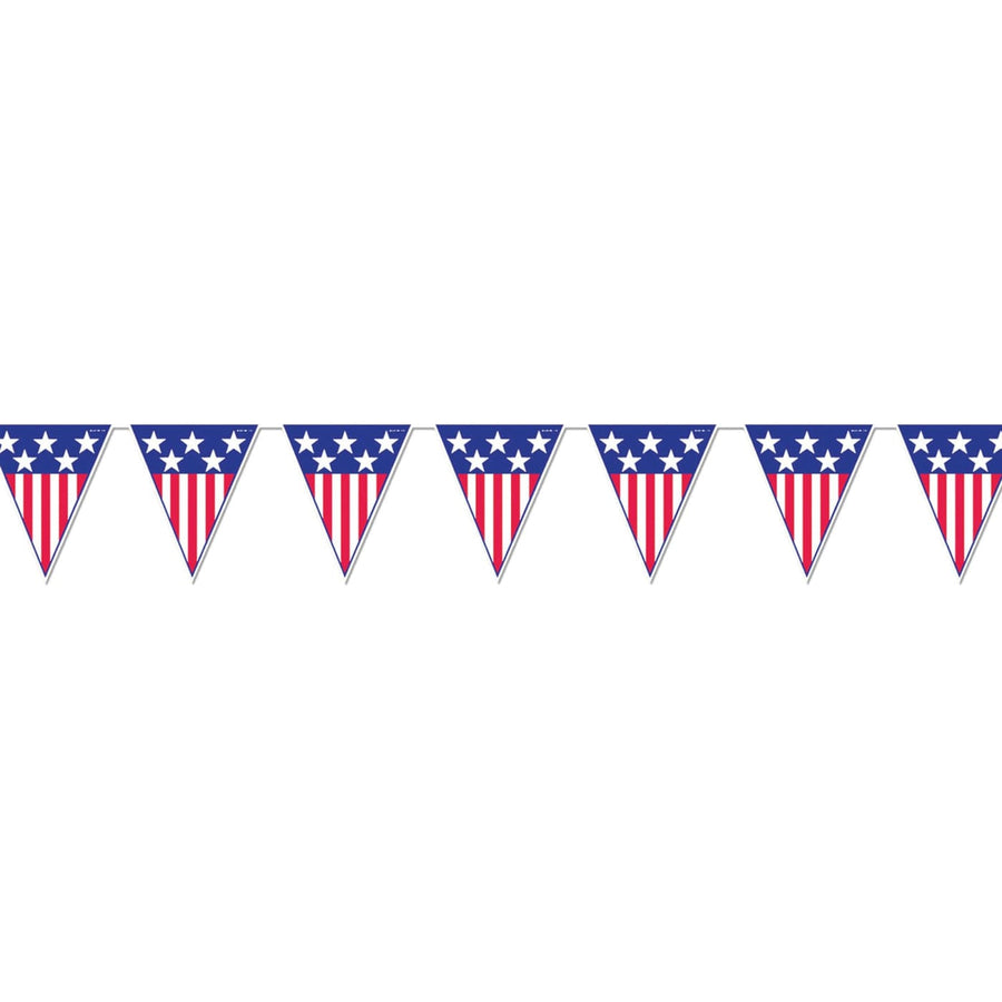 Spirit Of America Pennant Banner - Decorations & Props Halloween costumes