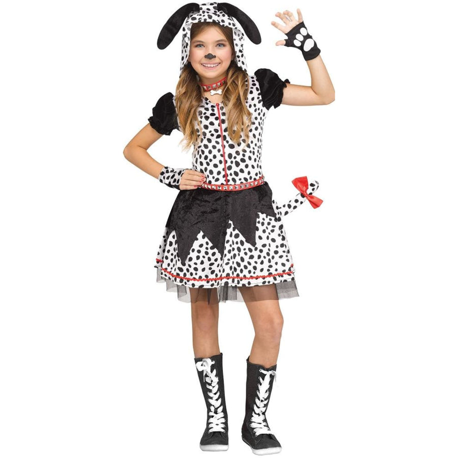 Spotted Sweetie Girls Costume Lg - Girls Costumes Halloween costumes New Costume