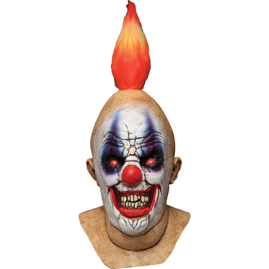 Squancho The Clown Latex Costume Mask - Clown & Mime Costume clown costumes