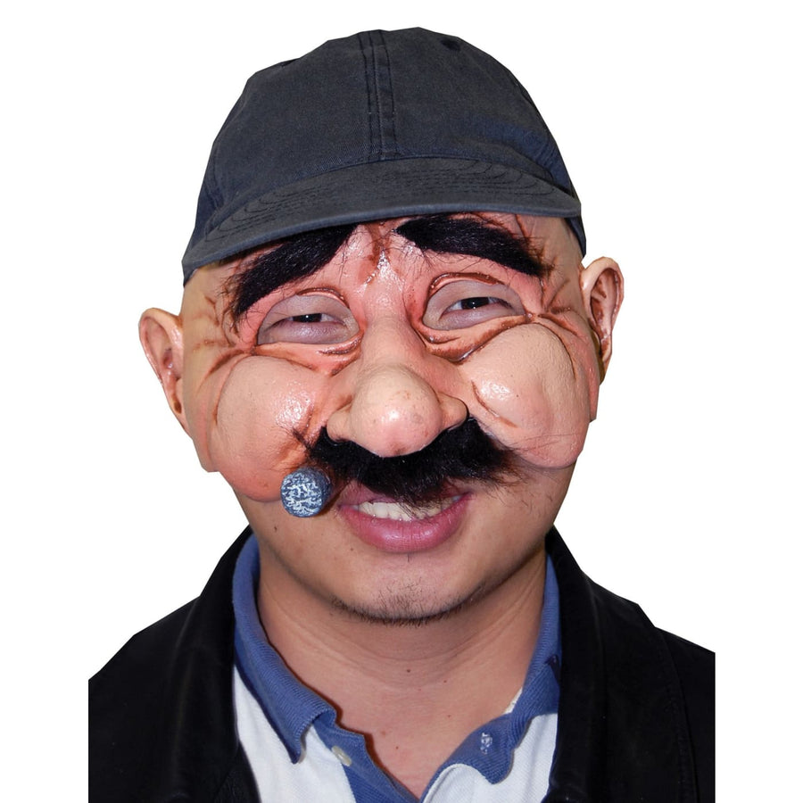 Stan The Man Mask - Costume Masks Halloween costumes Halloween Mask Halloween