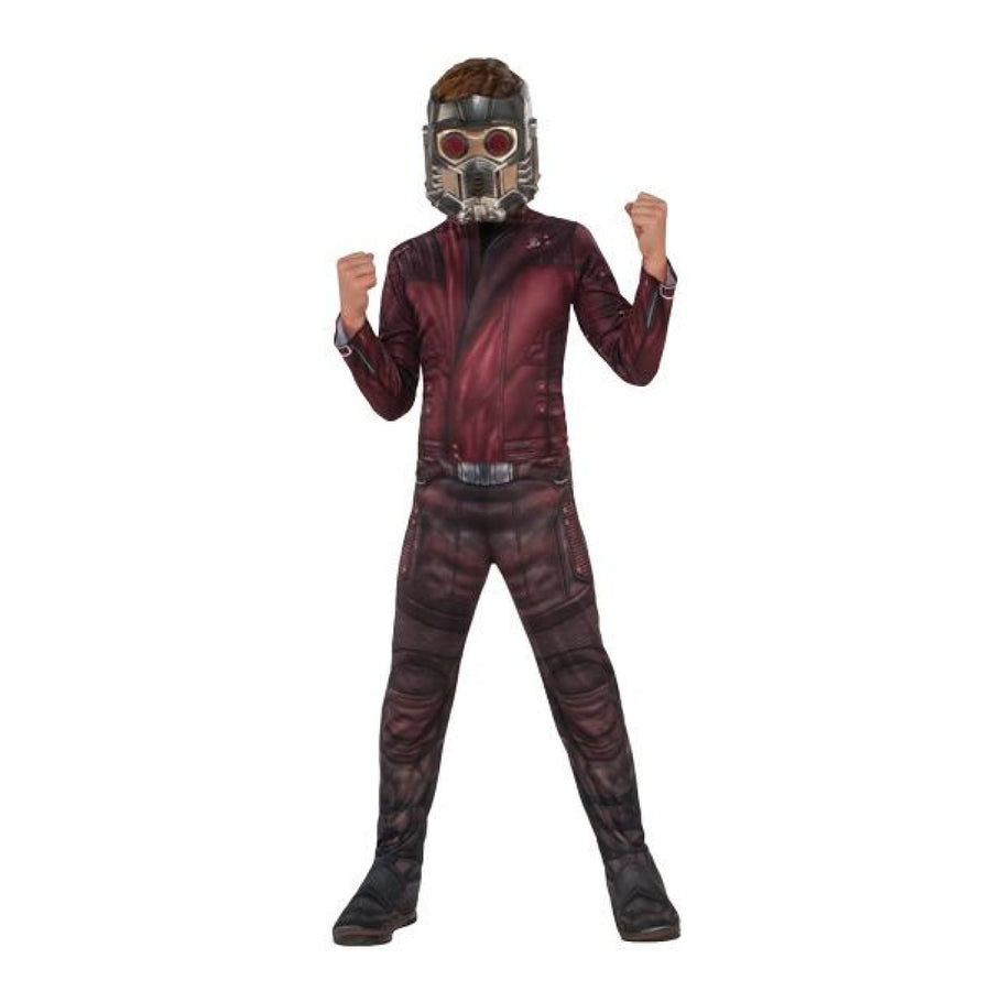 Star-Lord Boys Costume Small 4-6 - Boys Costumes New Costume
