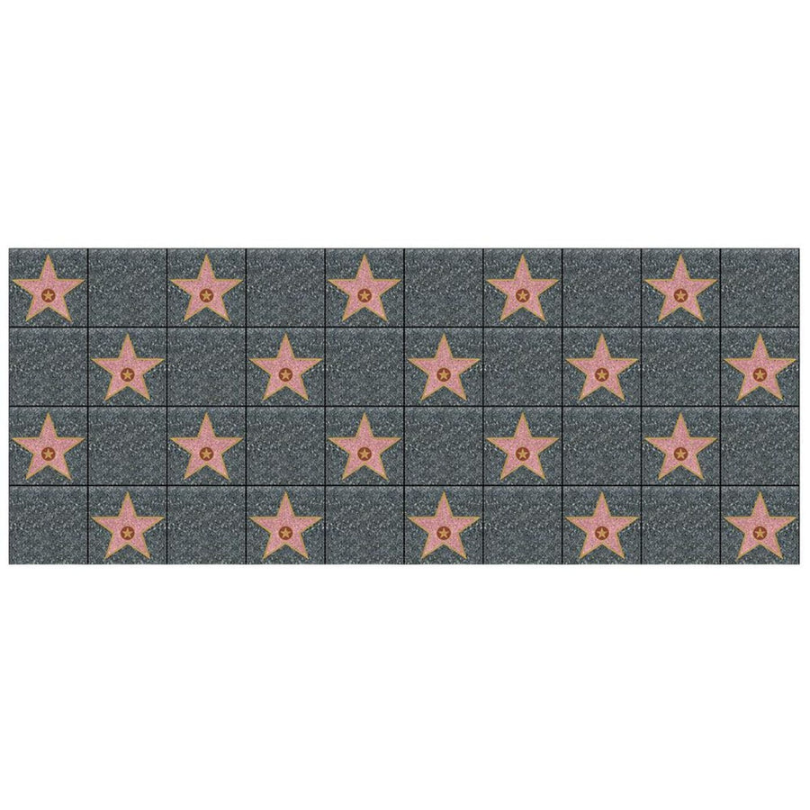 Star Party Backdrop 4Ftx30Ft - Halloween costumes New Costume