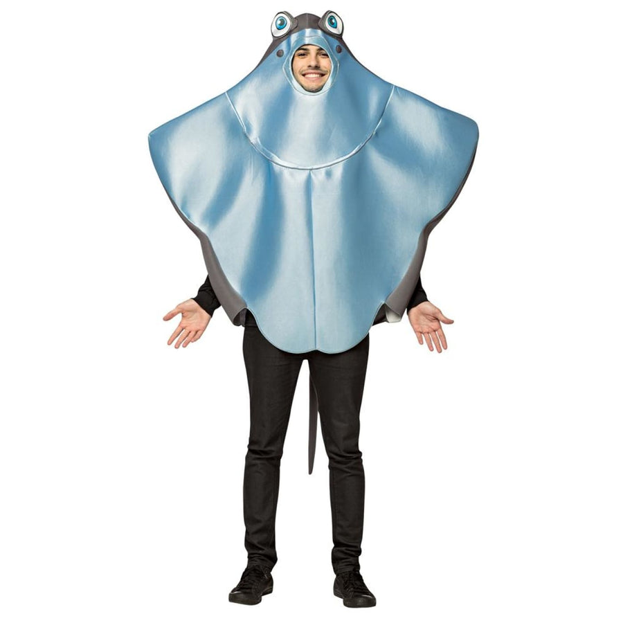 Stingray Adult Costume - adult halloween costumes Halloween Costumes Mens