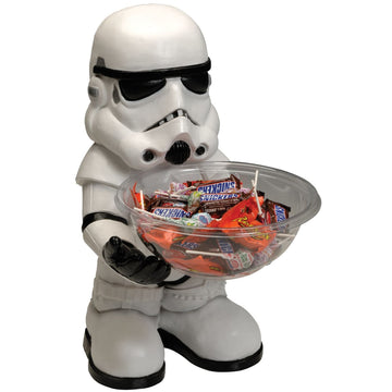 Stormtrooper Candy Holder - Decorations & Props Halloween costumes haunted house