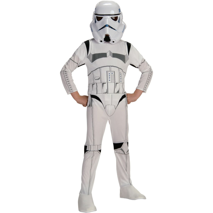 Stormtroopers Boys Costume Lg 12-14 - Boys Costumes boys Halloween costume