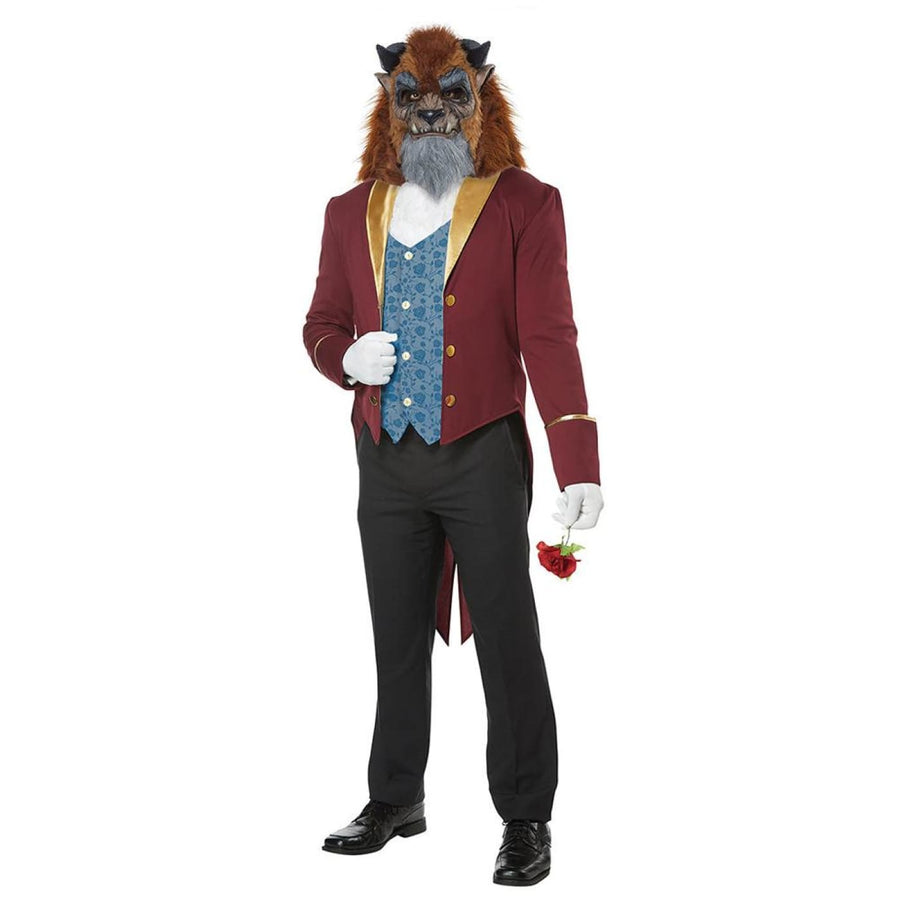 Storybook Beast Adult X Large - adult halloween costumes halloween costumes Mens