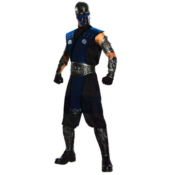 Subzero Adult Costume - adult halloween costumes halloween costumes male