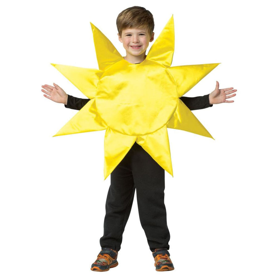 Sun Kids Costume Small 4-6 - Boys Costumes Girls Costumes Halloween costumes