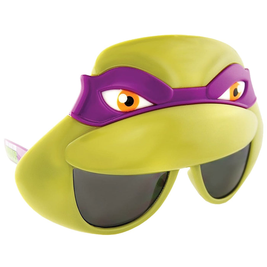 Sunstache Teenage Mutant Ninja Turtles Dontello Glasses - Glasses Gloves &