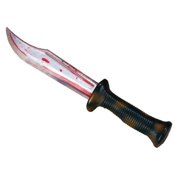 Survival Knife Bloody - New Costume Serial Killer Costume