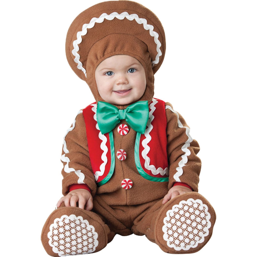 Sweet Gingerbaby Baby Costume 6-12 Months - baby boy costumes Baby Costumes baby