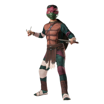 Teenage Mutant Ninja Turtle Raphael Adult Costume Standard Size - adult