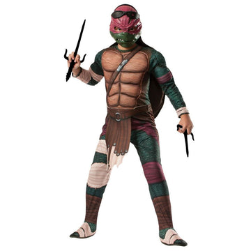 Teenage Mutant Ninja Turtle Raphael Boys Costume Medium - Boys Costumes boys