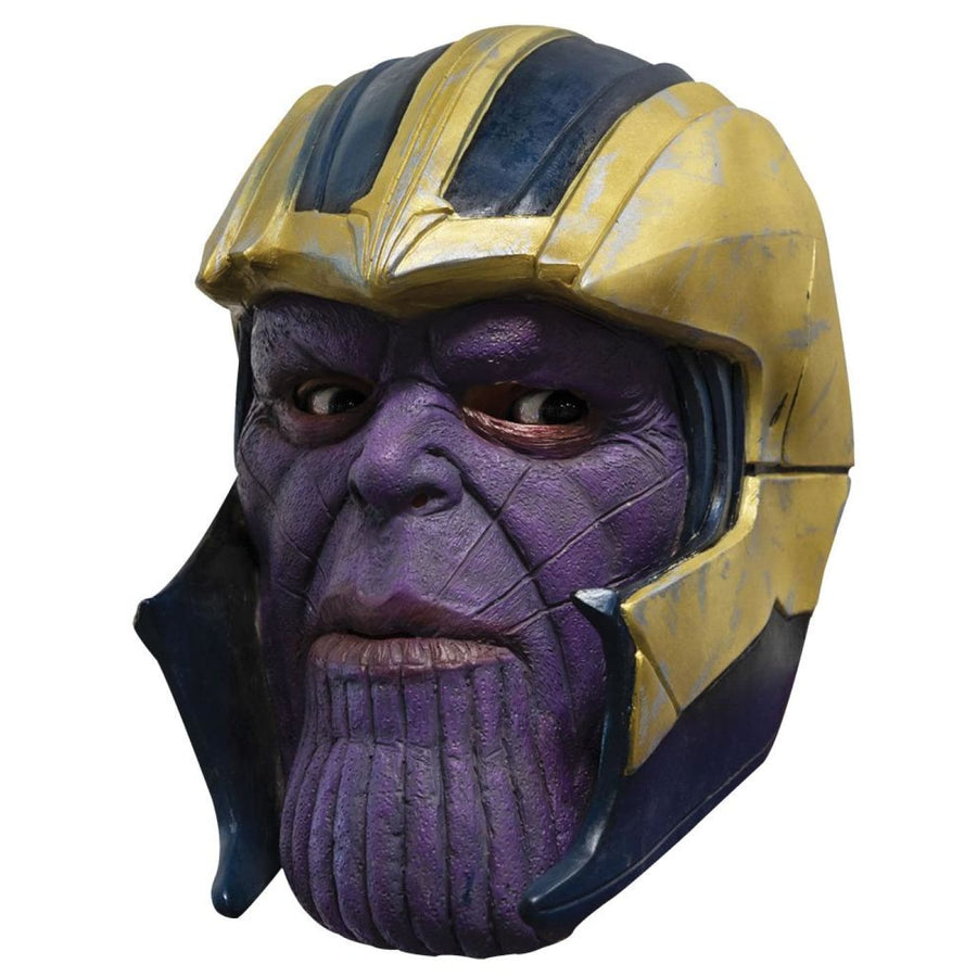 Thanos 3 Quarter Vinyl Mens Mask - Costume Masks New Costume