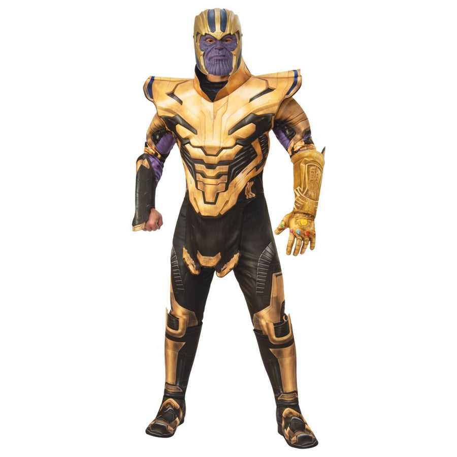 Thanos Deluxe Mens Costume 42-44 - Mens Costumes New Costume