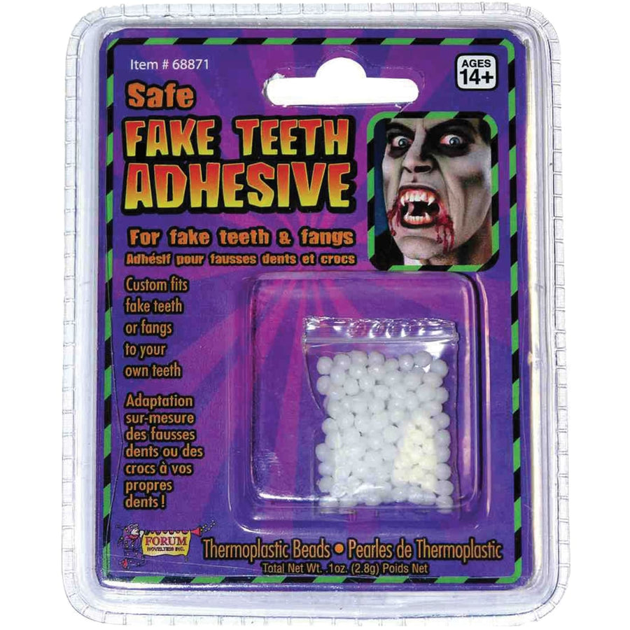 Thermo Plastic Teeth Adhesive - Costume Makeup Halloween costumes Halloween