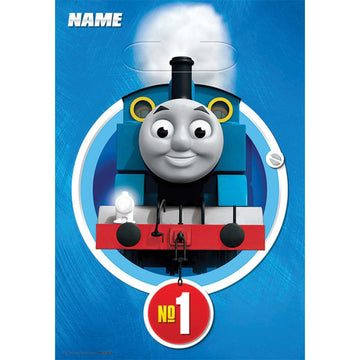 Thomas Tank Loot Bags -Set of 8 - Birthday Party Decorations Birthday Party