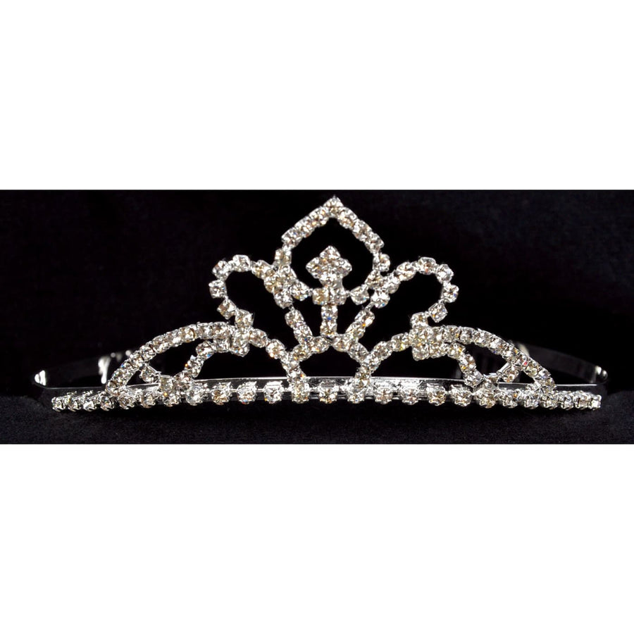Tiara 1.75 Inch Adult - Halloween costumes Hats Tiaras & Headgear Royalty &