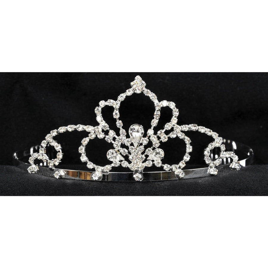 Tiara 2.25 Inch Adult - Halloween costumes Hats Tiaras & Headgear Royalty &