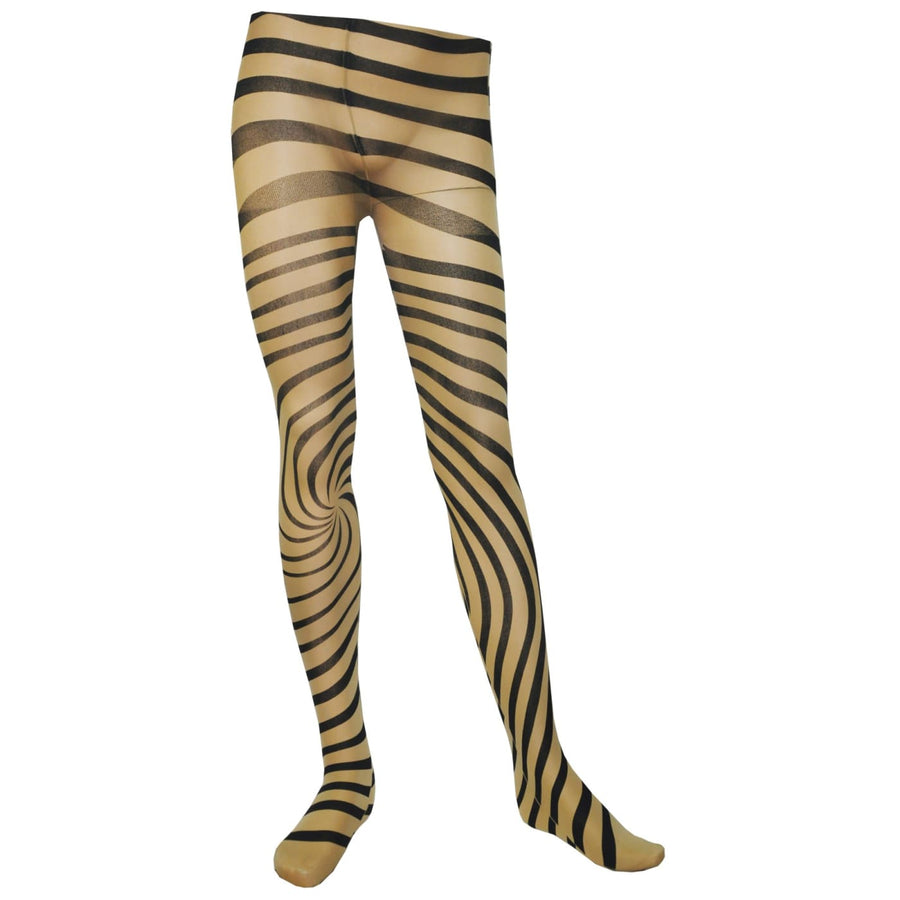 Tights Swirl Print - Halloween costumes Tights Socks & Underwear