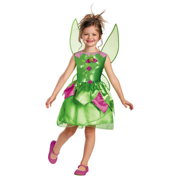 Tinker Bell Classic Toddler Costume 3T-4T - Angel & Fairy Costume Disney Costume