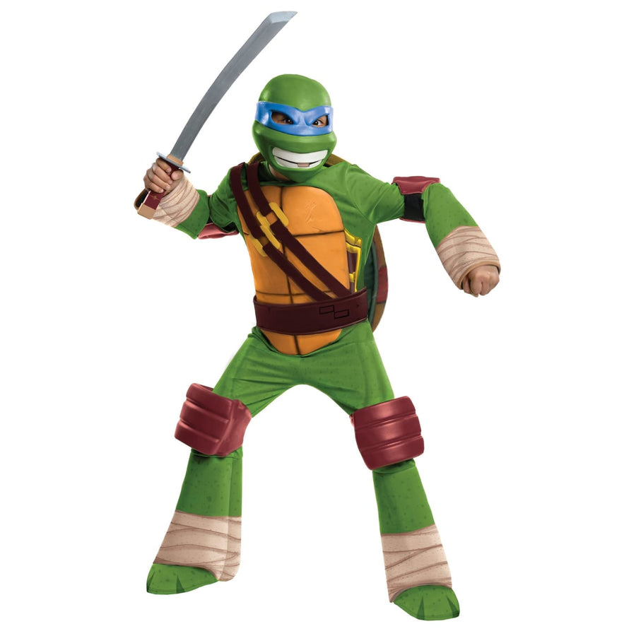 Tmnt Leonardo Boys Costume Lg - Boys Costumes boys Halloween costume Halloween