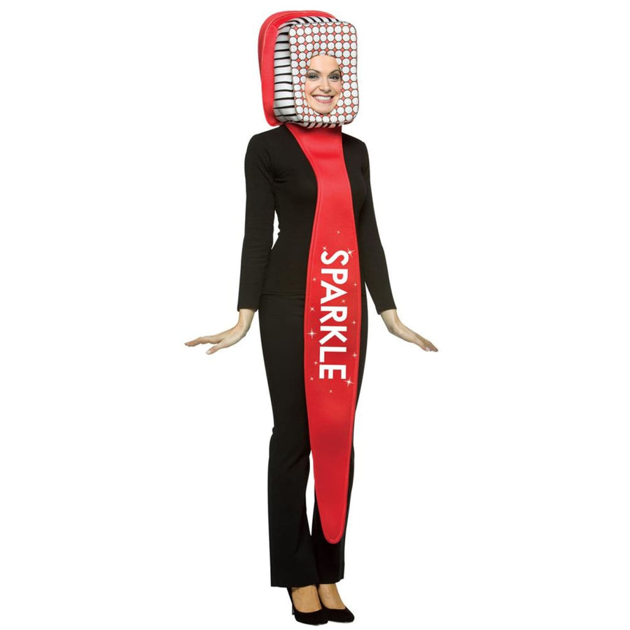 Toothbrush Adult Costume - adult halloween costumes Halloween Costumes Womens