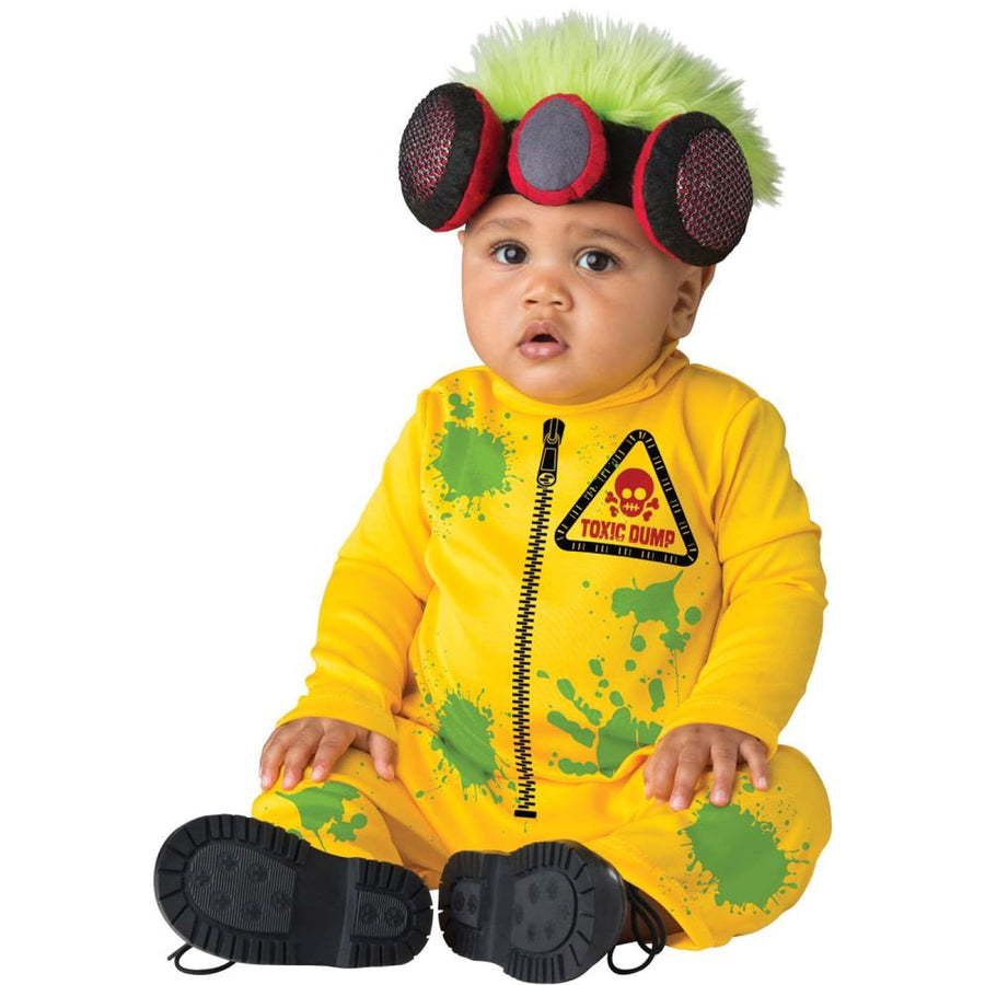 Toxic Dump Toddler Costume 12-18 Months - Halloween costumes New Costume Toddler