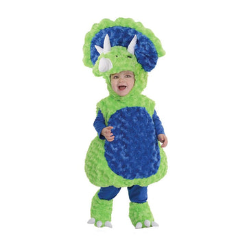 Triceratops Green Toddler Costume 2T-4T - New Costume Toddler Costumes