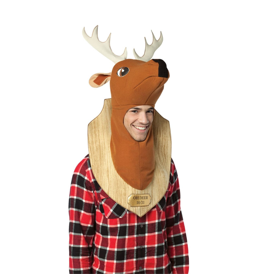 Trophy Head Deer Costume - Animal & Insect Costume Funny Costume funny halloween
