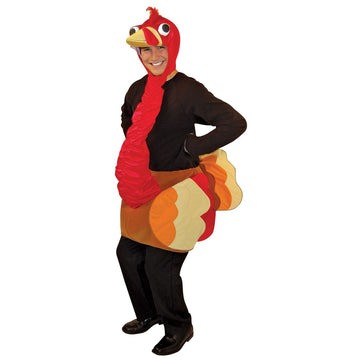 Turkey Adult - Animal & Insect Costume Decorations & Props Halloween costumes