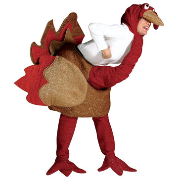 Turkey Adult Costume - Animal & Insect Costume Halloween costumes Holiday