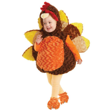 Turkey Toddler Costume 2T-4T - Animal & Insect Costume Halloween costumes