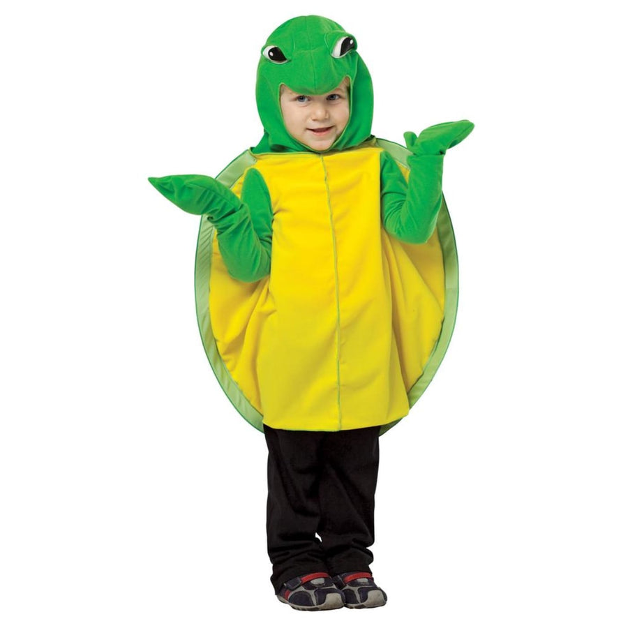 Turtle Toddler Costume 3T-4T - Halloween costumes Toddler Costumes toddler