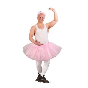 Tutu Grande White Youth Sz - adult halloween costumes Funny Costume halloween