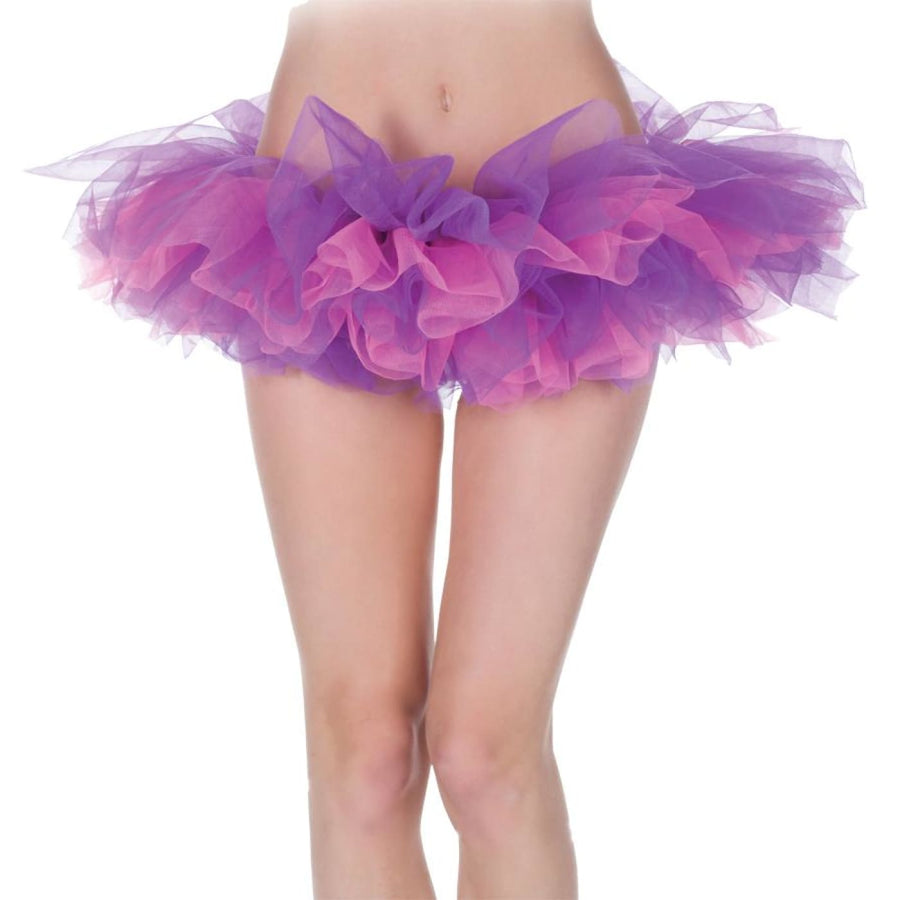 Tutu Pink And Purple - Halloween costumes Tights Socks & Underwear