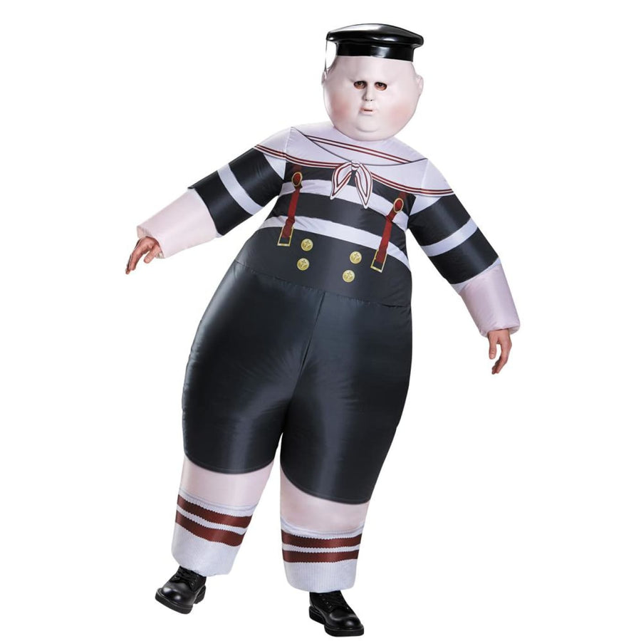 Tweedle Dee-Dum Inflatable Adult Costume - adult halloween costumes Alice in