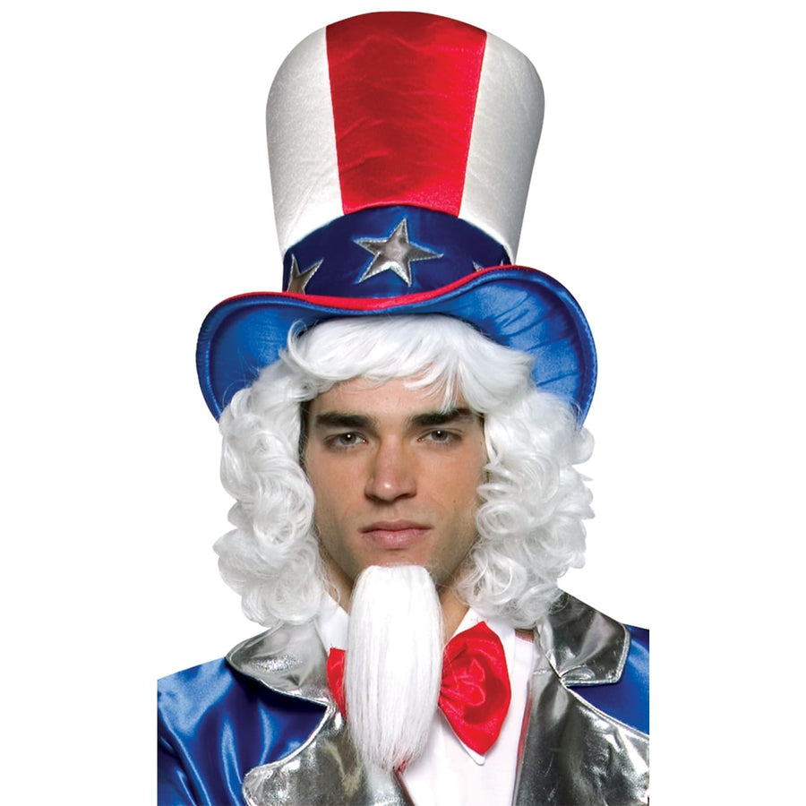 Uncle Sam Top Hat - Halloween costumes
