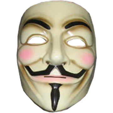 V For Vendetta Mask - Costume Masks Halloween costumes Halloween Mask Halloween