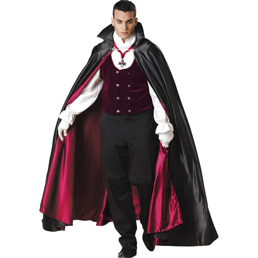 Vampire Gothic Adult Med - adult halloween costumes Gothic & Vampire Costume