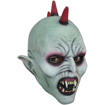 Vampire Punk Kids Latex Costume Mask - Costume Masks Halloween costumes